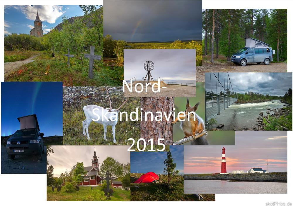 Nord-Skandinavien 2015