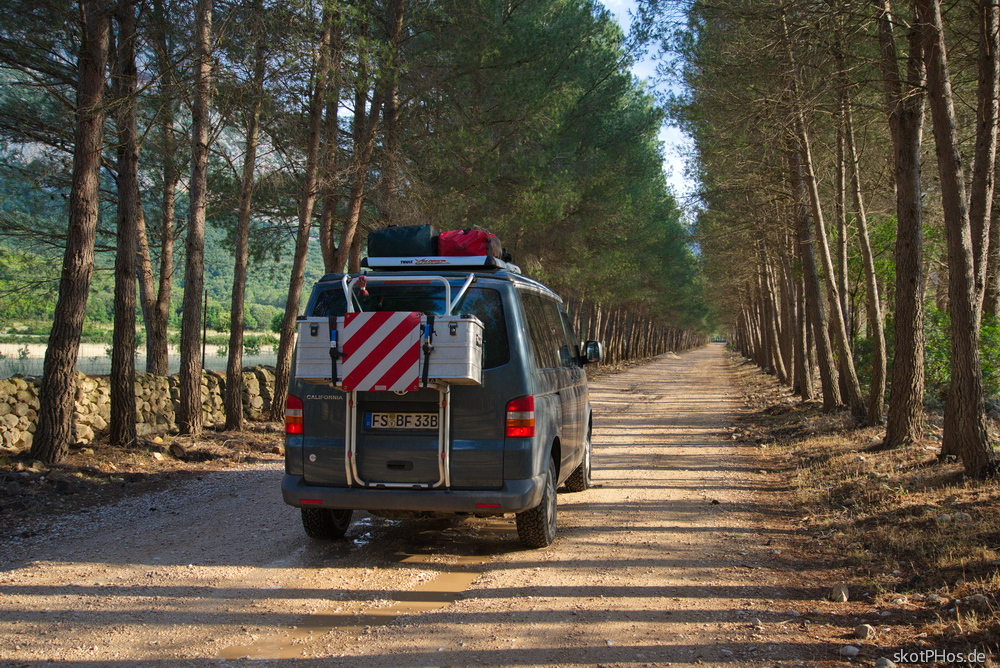 Unterwegs im Valle Lanaitto