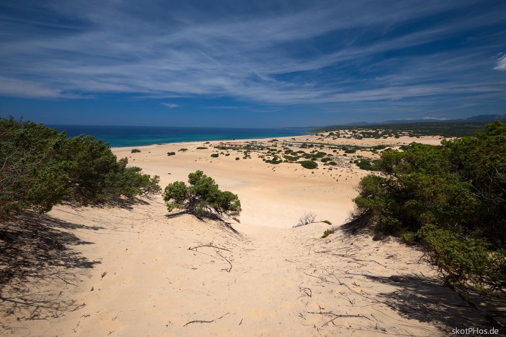 An der Costa Verde