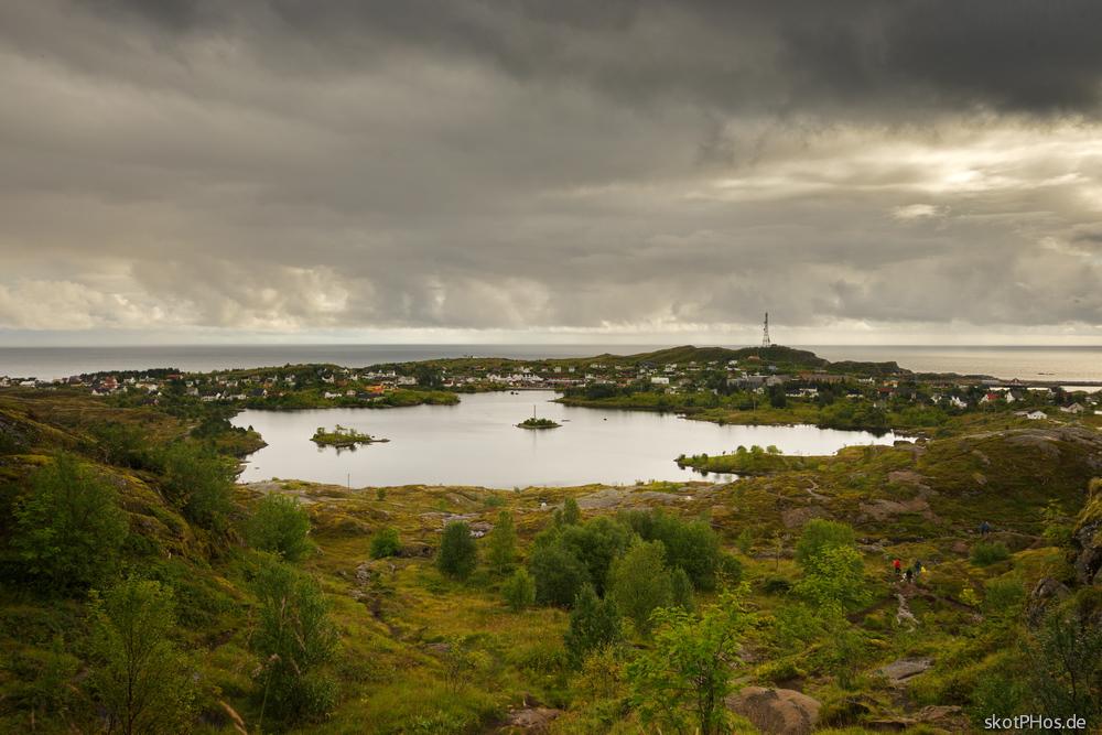 Fahren und Fähren - Über Norwegens Kystriksveien 17 auf die Lofoten