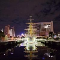 Nippon Maru at Yokohama Bay Area