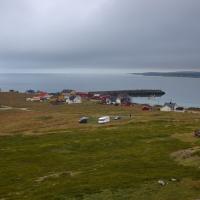 Blick auf Ekkerøy