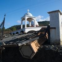 Verschüttete Kapelle