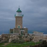 Leuchtturm am Kap Melagkavi