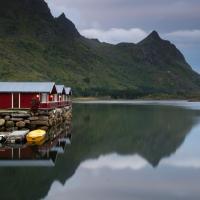 Am Rolvsfjorden