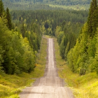 Unterwegs im Jämtlands län