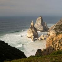 Praia da Ursa   Azoia   Portugal