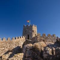 Castelo dos Mouros   Sintra   Portugal