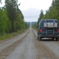 Unterwegs in Finland