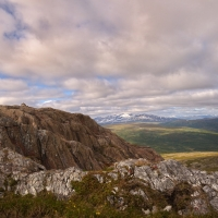 Gipfelplateau des Atofjället