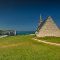 Chapelle Notre-Dame de la Garde | Étretat | France